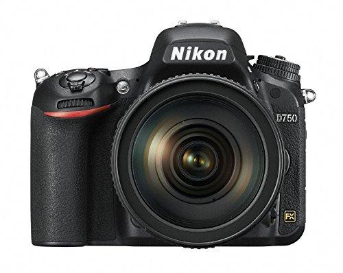 Fotocamera Nikon Reflex D750 e 24 120 f/4G ED VR