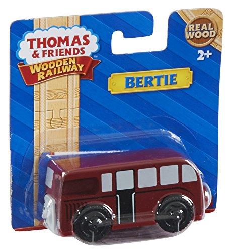 Thomas & Friends BBT41 Wooden Railway Bertie Engine Toy