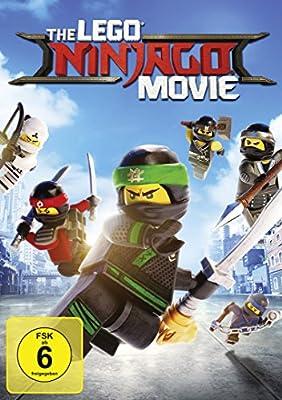 The LEGO Ninjago Movie (1 Disc, DVD)