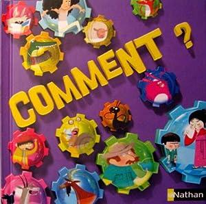 """Afficher """"Comment ?"""""""