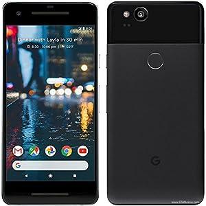 Google Pixel 2 (18:9 Display, 64 GB) Just Black