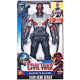 Hasbro - Figura Captain America 3 Titan Hero Elektronic 2016 Marvel'S Falcon 30 Cm