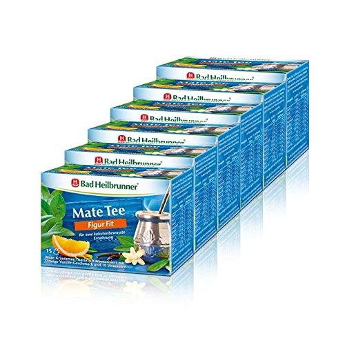 Bad Heilbrunner Mate Tee Figur Fit 6er Pack