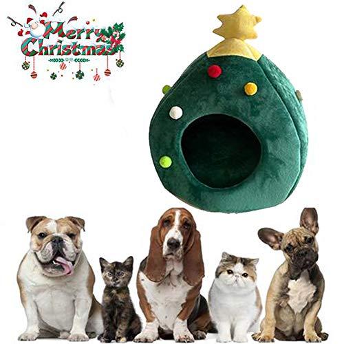 Cama Para Gatos, Tienda Para Árboles De Navidad Cama