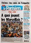 PARISIEN (LE) [No 19125] du 04/03/200...