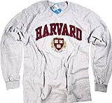 Harvard Camiseta Manga Corta Sudadera con Capucha University Gorro Cap Ley Prendas de Vestir Prendas de Vestir Gris Gris Medium