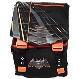 Dc Comics Batman V Superman Rucksack Kinderrucksack Erweiterbar mit Geschenk