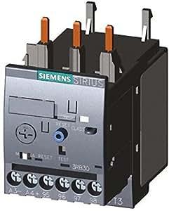Siemens–Rele surcharge 3rb310–40a s0classe 10vis