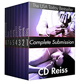 Complete Submission: (The Submission Series, Books 1-8) by [Reiss, CD]