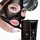 Oshide Purifying Pore Blackhead Acne Remover Peel Mud Deep Cleaning Facial Mask Black Anti Aging Face Mask