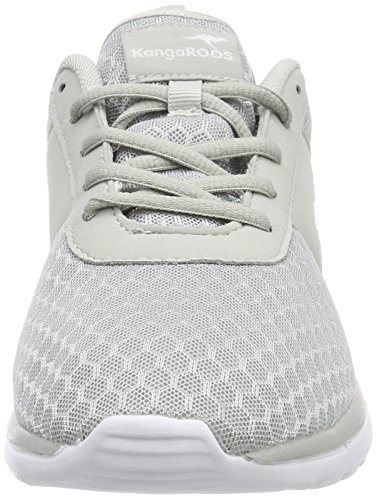 KangaROOS Bumpy, Baskets Mixte Adulte Grau (Vapor Grey)