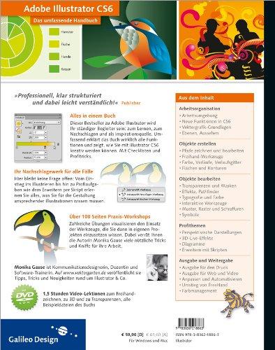 Adobe Illustrator CS6: Das umfassende Handbuch (Galileo Design) - 3