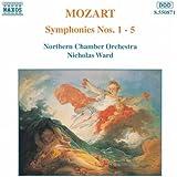 Mozart: Symphonies Nos. 1 - 5