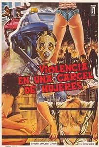 Caged Women Affiche du film Poster Movie Les femmes encagées (11 x 17 In - 28cm x 44cm) Italian Style A