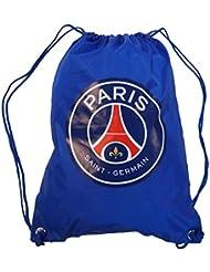 Paris Saint Germain Licence Drawstring Bag 35 x 27 x 13 cm