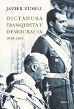 Dictadura franquista y democracia (Serie Mayor)