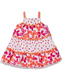 Little Me Baby Girls' Woven Sundress with Panty