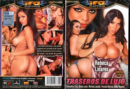 TRASEROS DE LUJO ( Rebecca Linares, Cassandra Cruz, Krissy Lynn, Melissa Jacobs, Yurizan Beltran, Nikki Phoenix ) Tettone - Ifg