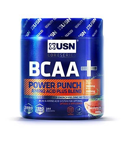 Usn BCAA Power Punch Watermelon, 400 g