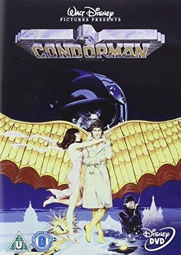 Condorman ( Condor man ) [ NON-USA FORMAT, PAL, Reg.2 Import - United Kingdom ]