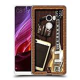 Head Case Designs Musik Man Shadow Box Ruckseite Hülle für Xiaomi Mi Mix 2