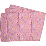 Baby Station Premium Quality Multi Purpose Changeable Mat, Set Of 3 (Pink Teddy Print)