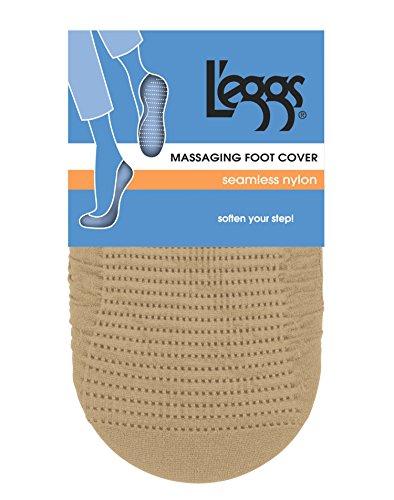 Nylon Opake Leggings (L'eggs Seamless Nylon Foot Cover)