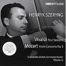 Vivaldi: Die Vier Jahreszeiten / Mozart: Violinkonzert 5