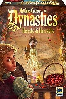 Hans im Glück 48259 - Matthias Cramer: Dynasties  (B0194E86J4) | Amazon Products