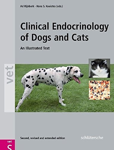Clinical Endocrinology of Dogs and Cats: An Illustrated Text, Second, Revised and Extended Edition by Ad Rijnberk (2010-01-31)