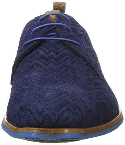 Floris van Bommel - 18001/00, Scarpe stringate Uomo Blau (Blue)