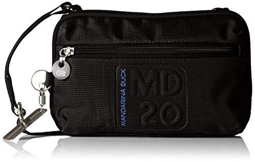 mandarina-duck-womens-md20-15116mn4-cross-body-bag-noir-black-651-black-15116mn4-black-651
