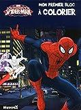 Marvel - Ultimate Spider-Man - Mon premier bloc à colorier