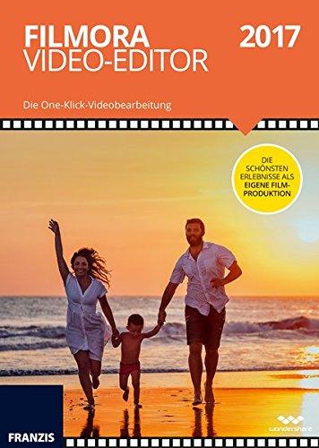 Filmora Video-Editor 2017 1 - - Für Windows PC Disc Disc