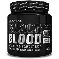 Preisvergleich für BioTech USA Black Blood (330g) Booster - Bodybuilding Pre-Workout - Cola