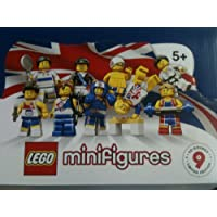 Lego Mini Figures Team GB Olympic [Styles May Vary-One Picked at Random]
