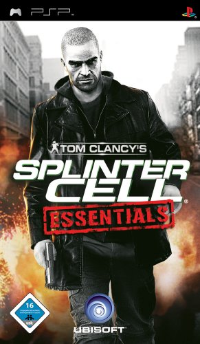 Splinter Cell - Essentials - Gta-spiele Für Ds