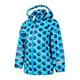 Color Kids. Regenjacke Terla, Estate Blue, Gr. 104