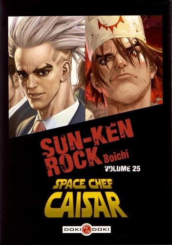 Sun-Ken Rock Edition écrin Tome 25 + Space Chef Caisar