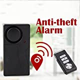 Giantree Drahtlose Diebstahl-Fernbedienung Sicherheit Alarms DIY Sicherheit Alarmanlage Magnetische Sensor mit Fernbedienung