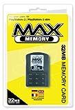 Playstation 2 - Max Memory Speicherkarte 32 MB