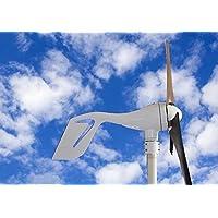 Aerogenerador ECO-WORTHY de 400 W. Generador a energía eólica. 12 V /