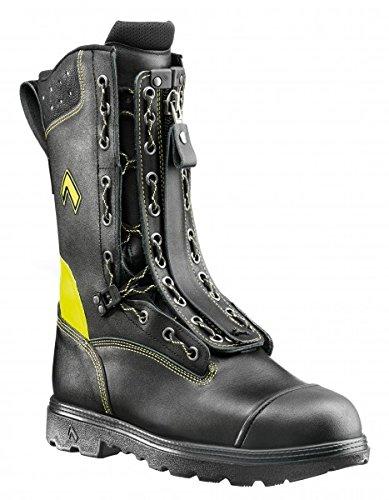 HAIX® HAIX® FIRE FLASH® GAMMA Gr. 41 Schnür-Reißverschluss-Stiefel mit Schnittschutz Klasse 2