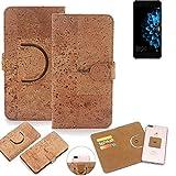 K-S-Trade 360° Cover cork Case for Hisense A2 | Smartphone