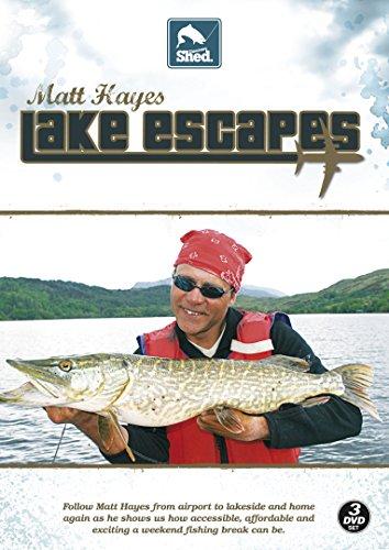 Matt Hayes Lake Escapes - Triple Pack