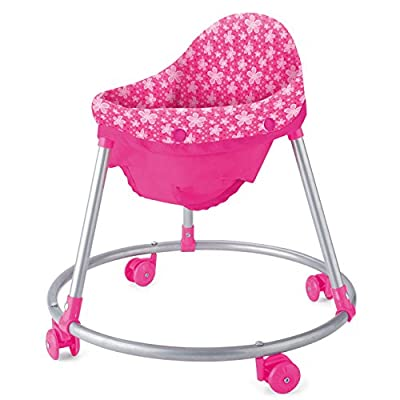 Toyrific Doll Walker Chair Accessory - Fits Toy Dolls Up to 40 cm