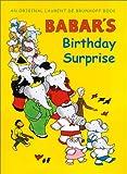 BABAR'S BIRTHDAY SURPRISE GEB