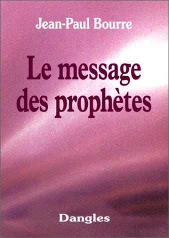 Le Message des prophètes