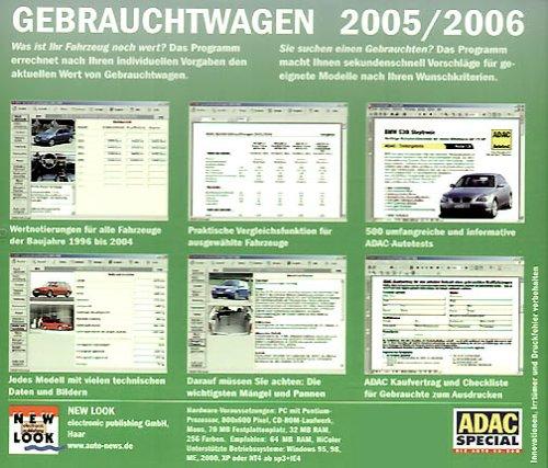 ADAC Special Gebrauchtwagen 2005/2006