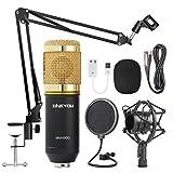 Vocal Recording Microphones